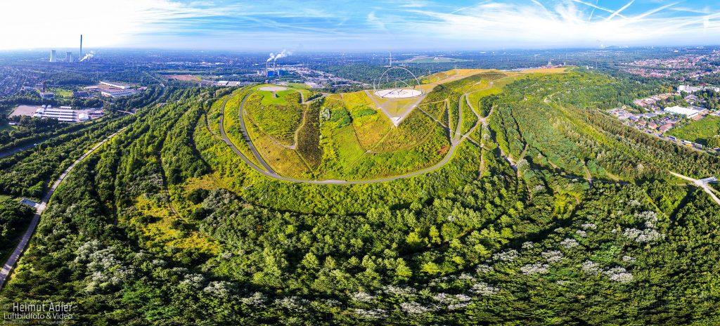 Plateau Halde Hoheward RVR Adler: © RVR/Helmut Adler
